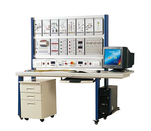 DLPLC-FXGA Стенд для подготовки PLC (Мицубиси)