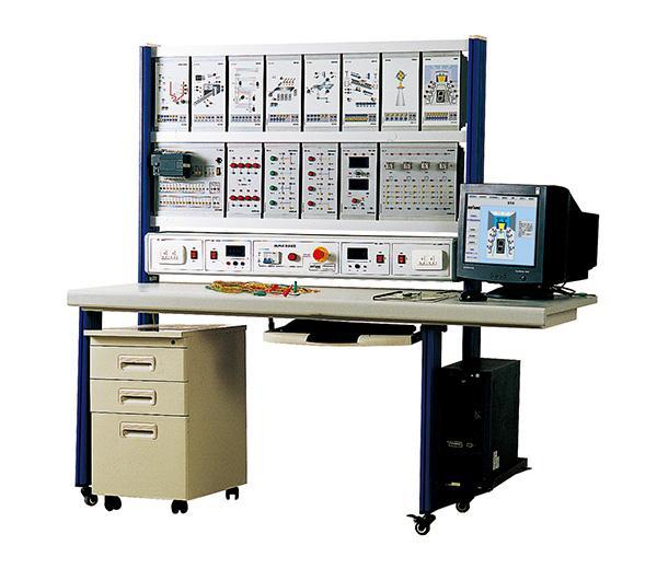 DLPLC-SIMGA Стенд для подготовки PLC (Сименс)