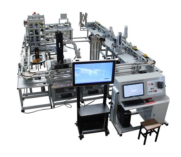DLFMS-1700B Modern Industrial Production Assembly Training System