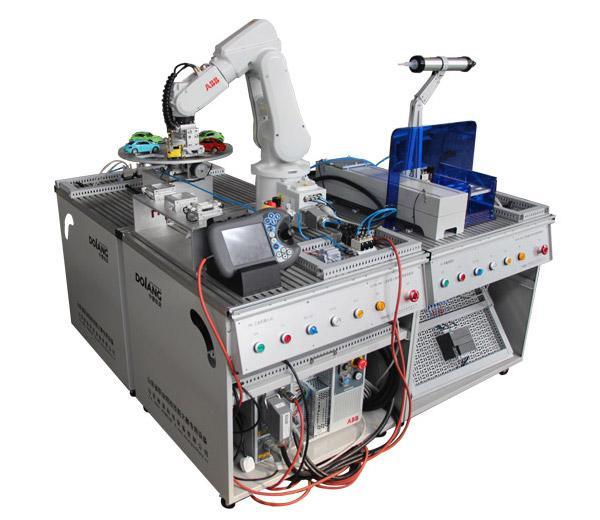 DLRB-934 Обучающая система: Типичная рабочая станция индустриального робота