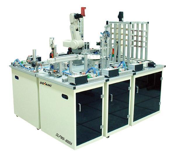 DLRB-600A Стенд ''Гибкая производственная линия''
