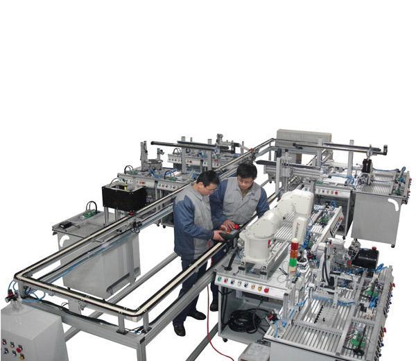 DLRB-1601 Гибкая производственная система
