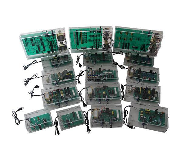 DLDZ-DLDZ02 Power Electronics and Automatic Control Training System