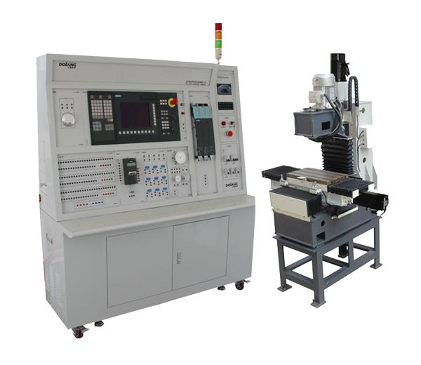 DLXKN-X808D Intelligence CNC Milling Skill Training Assessment System