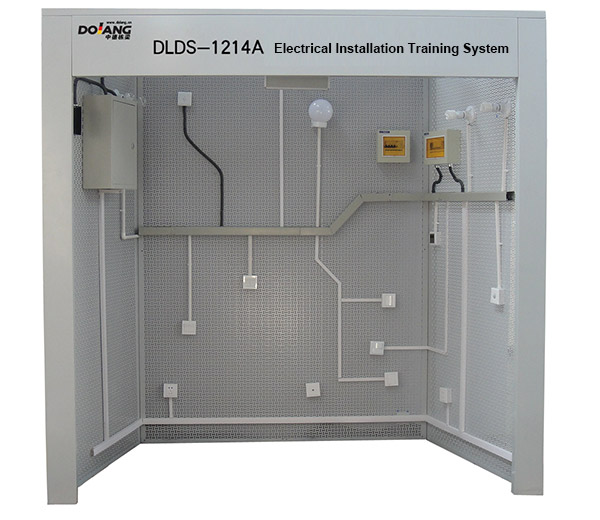DLDS-1214B Electrical Installation Training System