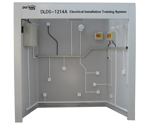 DLDS-1214C Electrical Installation Training System