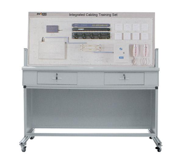 DLLY-ZBX1 Integrated Cabling Training Set