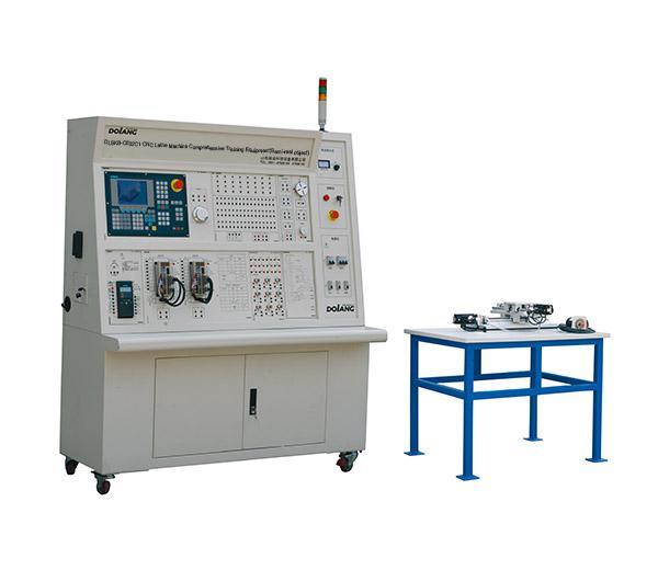 DLSKB-C802C1 Стенд для подготовки токарного станка с ЧПУ (полунатурный)