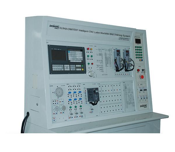DLSKB-C980TD01 Стенд для подготовки токарного станка с ЧПУ