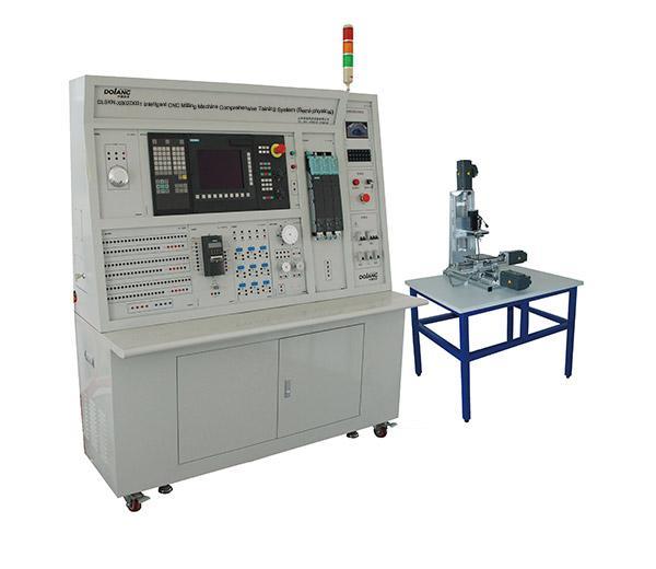 DLSKN-X802D031 Стенд для подготовки фрезерного станка с ЧПУ (полунатурный)