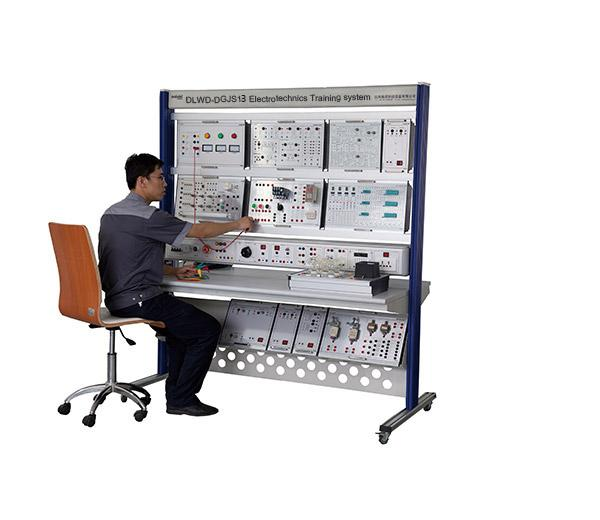 DLWD-DGJS13 Electrotechnics  Electronic  and Electric Drive Training System