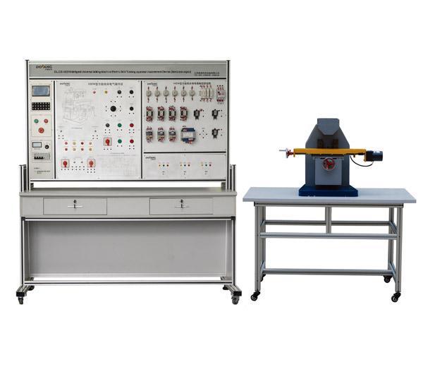 DLJCS-X62W Стенд для подготовки фрезерного станка (полунатурный)