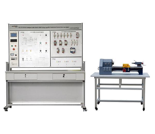 DLJCS-CA6140 Стенд для подготовки токарного станка (полунатурный)