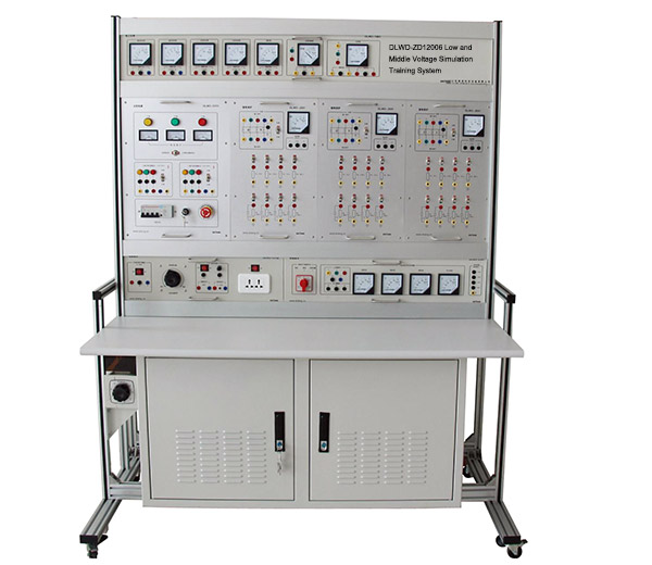 DLWD-ZD1200/6 Low and Middle Voltage Simulation Training System