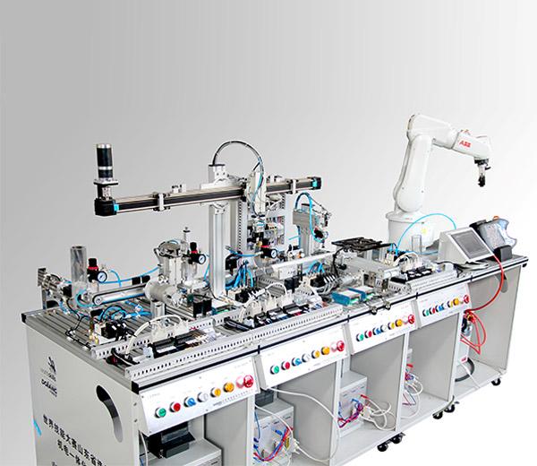 DLDS-500AR Modular Flexible Product Line System Training System