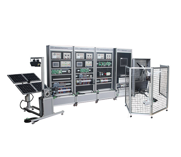 XNY-WP01 Wind-Photovoltaic Complementary Training System