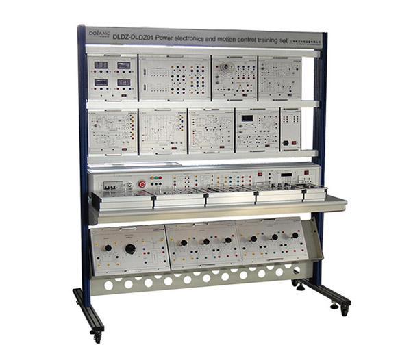 DLDZ-DLDZ01 Стенд для подготовки силовой электронной технологии и самоконтрооля