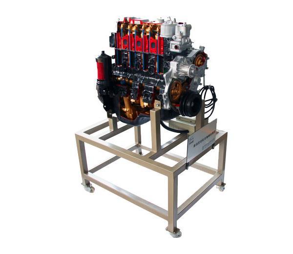DLQC–FDJ030 Демонстрационный набор: строение двигателя Buick Regal
