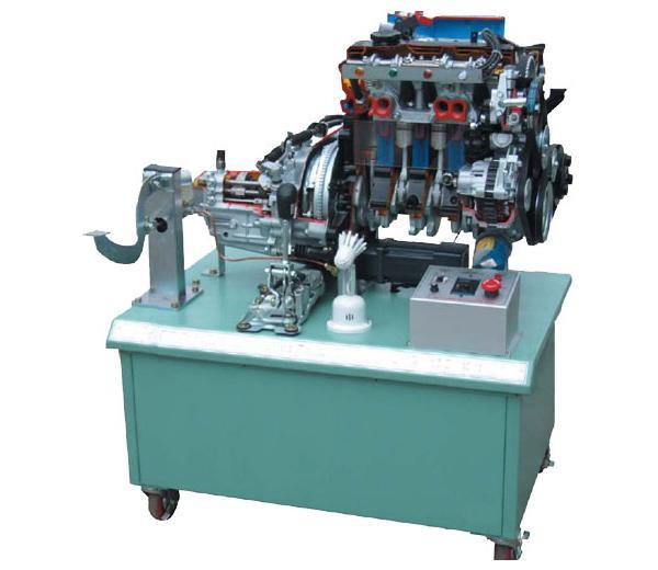 DLQC–FDJ031 Демонстрационный набор:строение двигателя Jetta (с трансмиссией)