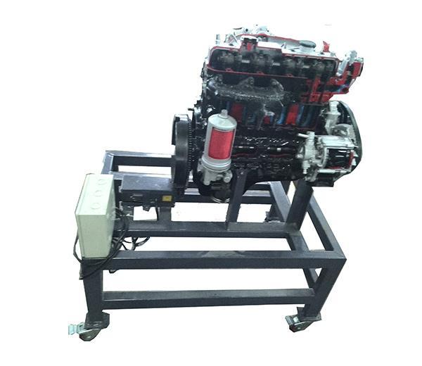 DLQC–FDJ033 Демонстрационный набор: строение дизельного двигателя