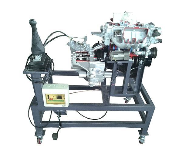 DLQC–FDJ032 Демонстрационный набор:строение двигателя Toyota 8A