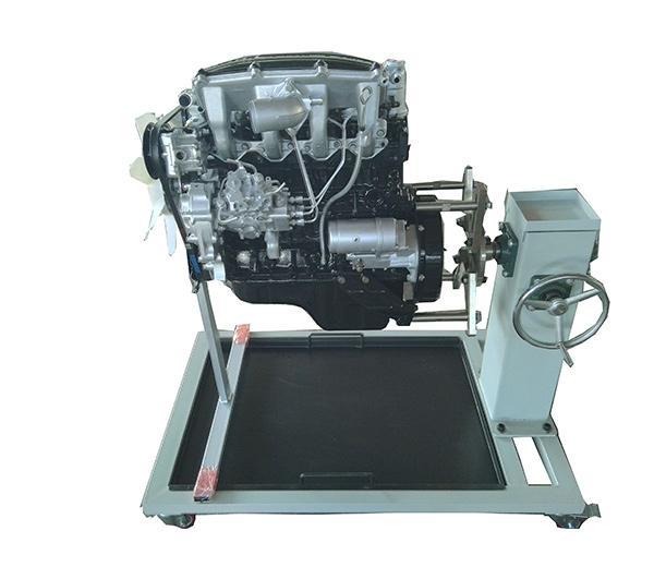 DLQC–FDJ037 Вращающийся обучающий набор для разборки: двигатель Isuzu