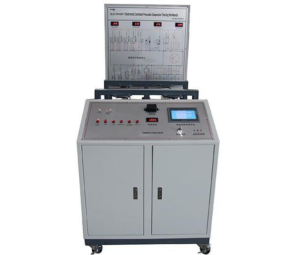 DLQC–DPXG001  Обучающий процесс управления электронными пневматическими инструментальными срелствами