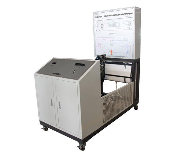 DLQC–FZ005 Обучающая платформа ручного кондиционирования автомобился (заморозки)
