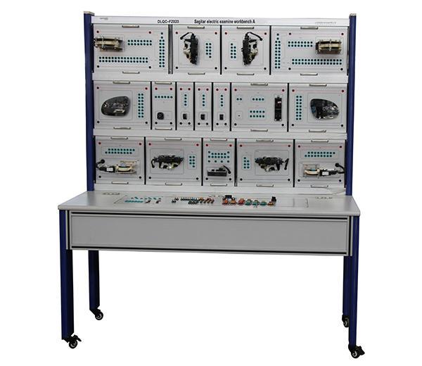 DLQC–FZ023 Электрическая проверка Sagitar A