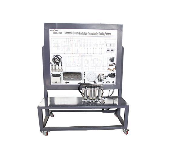 DLQC–FZ026 Обучающая платформа автомобильные датчиков & всесторонние приводы