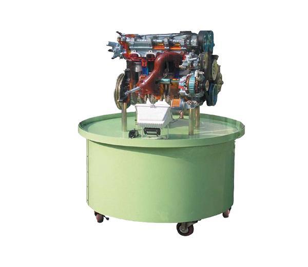 DLQC-D0017 Структурно демонстрационная платформа двигателя Sonata L4