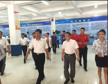Colleges mechanic training highly skilled personnel union intelligent manufacturing integration professional development research center in Xingtai Technician College was set up!