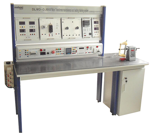 DLWD-DJB02 Motor•Transformer maintainence and testing training system